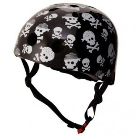 kiddimoto kiddimoto helmet - skullz - small 2y-5y
