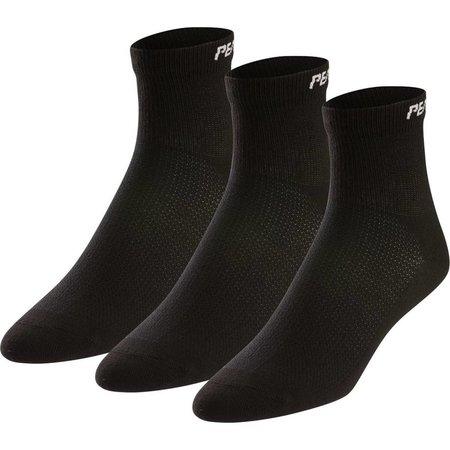 Pearl Izumi Pearl iZumi  ATTACK Low Sock 3-PACK - Medium (M 8-10/W 9+)