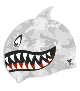 TYR TYR CHARACTYRS - Junior Size Swim Caps