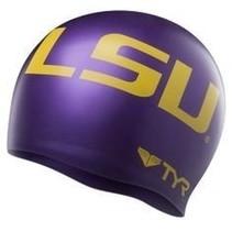 TYR Collegiate Graphic Swim Cap