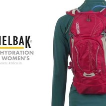 L.U.X.E.™ Hydration Backpack 100 oz.