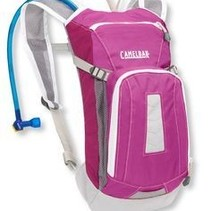 CamelBak Mini M.U.L.E. Kids' Hydration Backpack 50 oz.