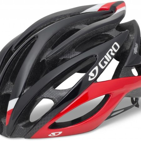 GIRO GIRO ATMOS II, Small - Red/Black