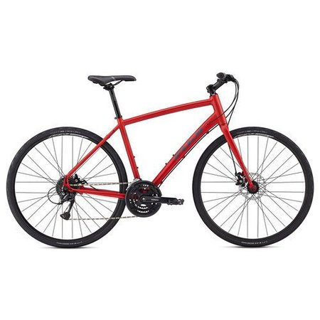 Fuji Fuji ABSOLUTE 1.9 DISC 19 SATIN BLACK / RED