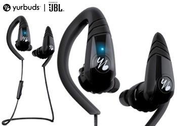 yurbuds Liberty Wireless yurbuds powerd by JBL