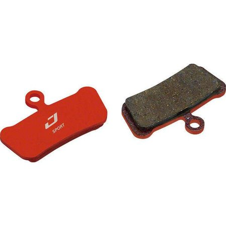 Jagwire JAGWIRE SRAM GUIDE RSC,RS,R, AVIAD TRAIL DISC BRAKE PAD DCA098/318236