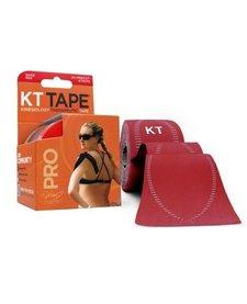 KT Tape Pro Rage Red 20 Pre-cut Strips