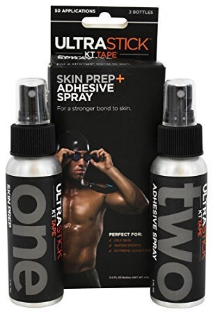 KT Tape KT Tape Ultrastick Adhesive Spray: 2oz x 2 Adhesive