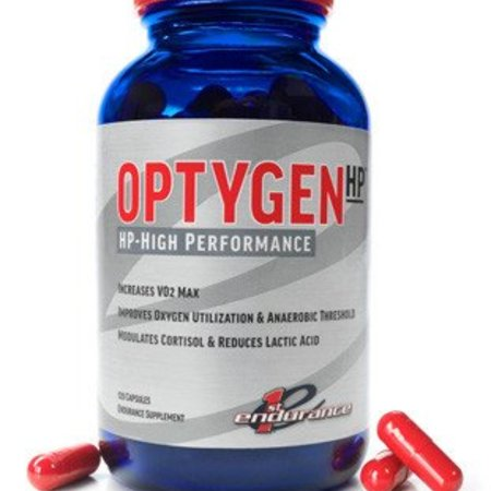 First Endurance 1st Endurance Optygen High Performance HP 120 Capsules