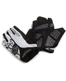 Pearl iZUMi Women's ELITE GEL VENT Glove - Black, Small