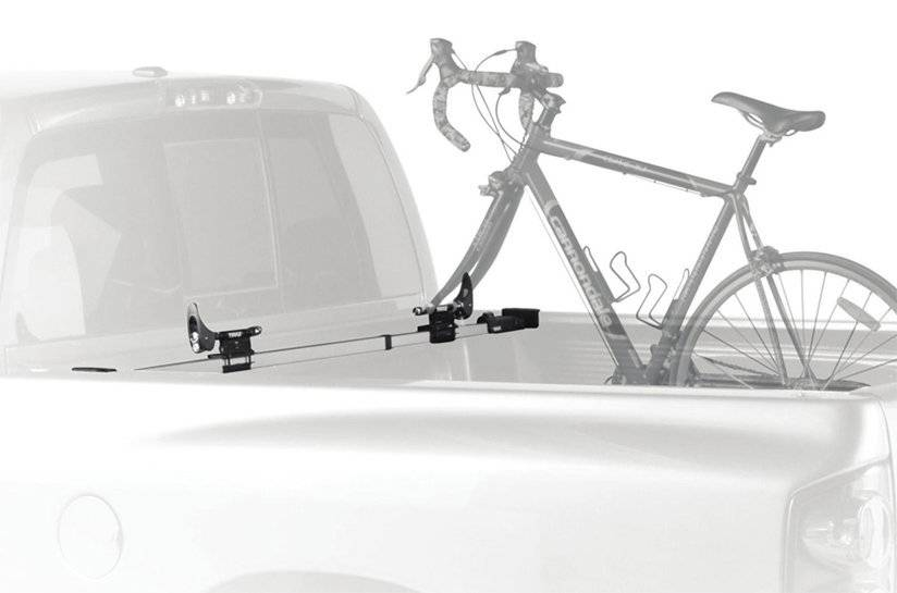 Thule Thule Locking Bed-Rider Add-On Block (attaches to Bed-Rider 822XT, sold separately, to increase bike carrying capacity)