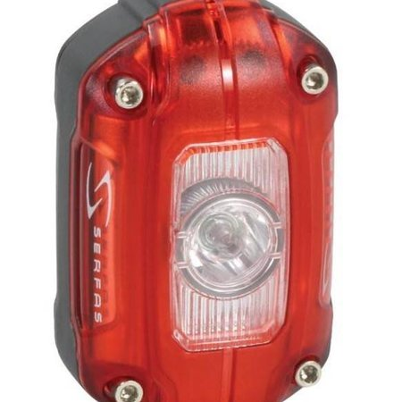 Serfas SERFAS 60 LUMEN USB RECHARGABLE TAIL LIGHT