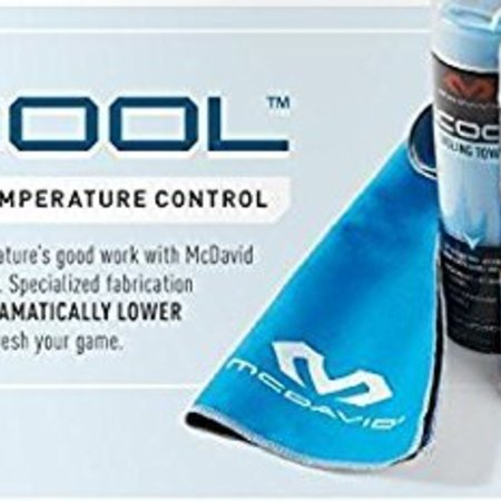 uCool Ultra Cooling Towel, Neon Blue
