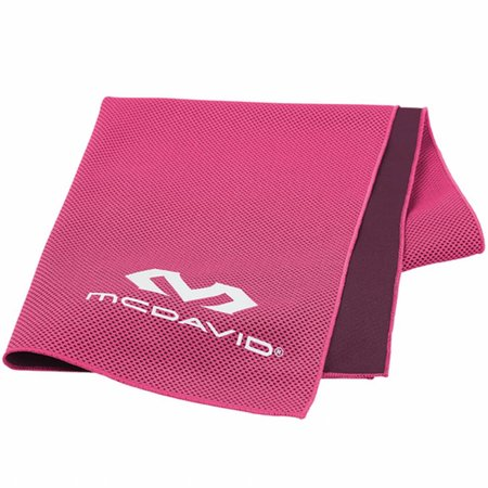 uCool Ultra Cooling Towel, Neon Pink