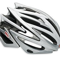 Bell VOLT R Youth Helmet - Silver/White, Small