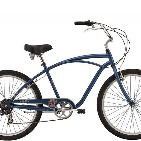 Felt Bicycles Felt Bixby Mens 7-SP Slater Blue 00