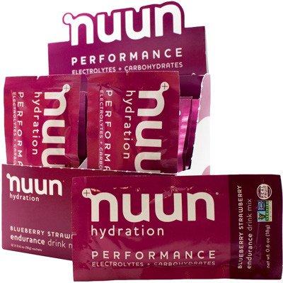 nuun NUUN PERFORMANCE BLUEBERRY STRAWBERRY DRINK MIX BOX OF 12