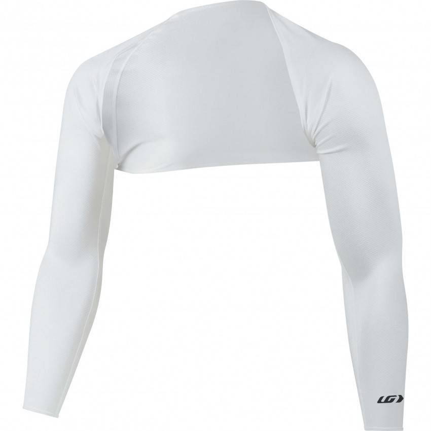 Louis Garneau Garneau SPEED CYCLING BOLERO WHITE S