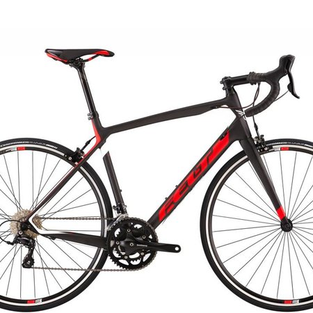 Felt Bicycles Felt Z7 Matte Carbon (Red, White) 51