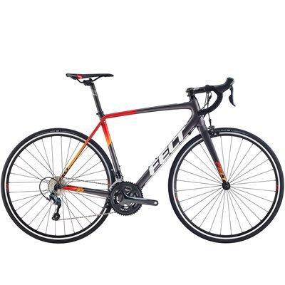 Felt Bicycles Felt FR6 Pewter (Red-Orange Fade) 54