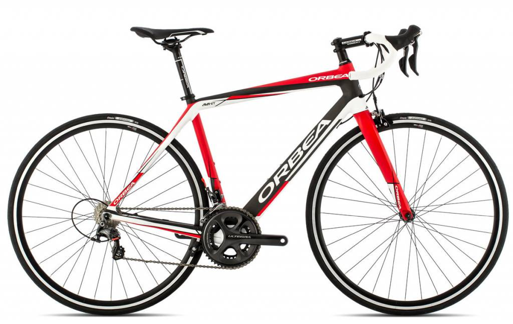 ORBEA Orbea Avant M50 - White/Red - 55
