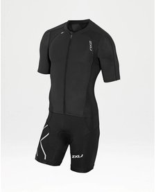 2XU Men's Compression Full-Zip Sleeved Trisuit