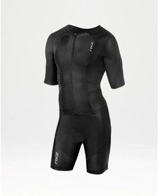 2XU Men's Perform Full-Zip Sleeved Trisuit