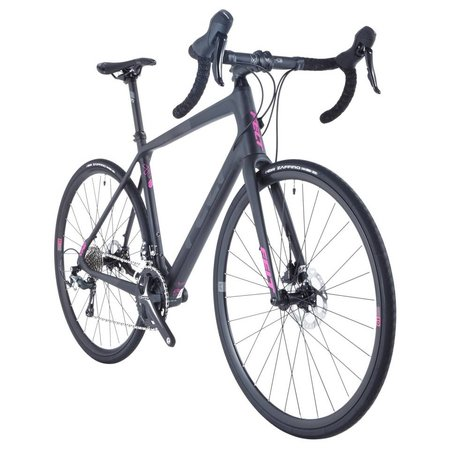 Felt Bicycles Felt 2017 VR6 Matte Black (Carbon, Magenta) 47