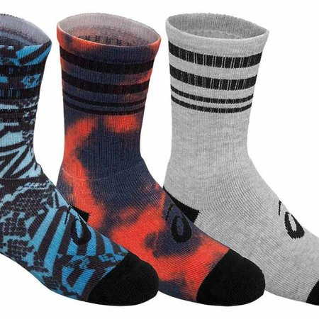ASICS ASICS Performance Youth Socks - 3 pack