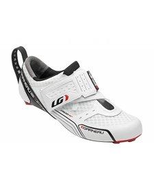 Louis Garneau Men's Tri-Lite Shoes - White - 48