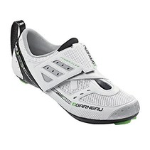 Louis Garneau Women's Tri X-Speed Shoes - White - 37