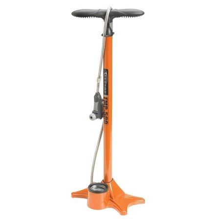 Serfas Serfas FMP-500O Floor Pump - Orange
