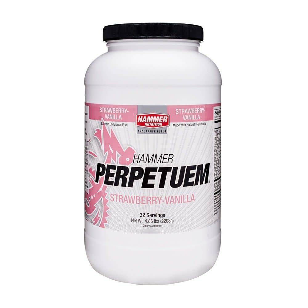 Hammer Nutrition Hammer Perpetuem: Strawberry-Vanilla 32 Servings
