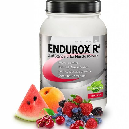 Enduro ENDUROX R4 FRUIT PUNCH-28 SERVING