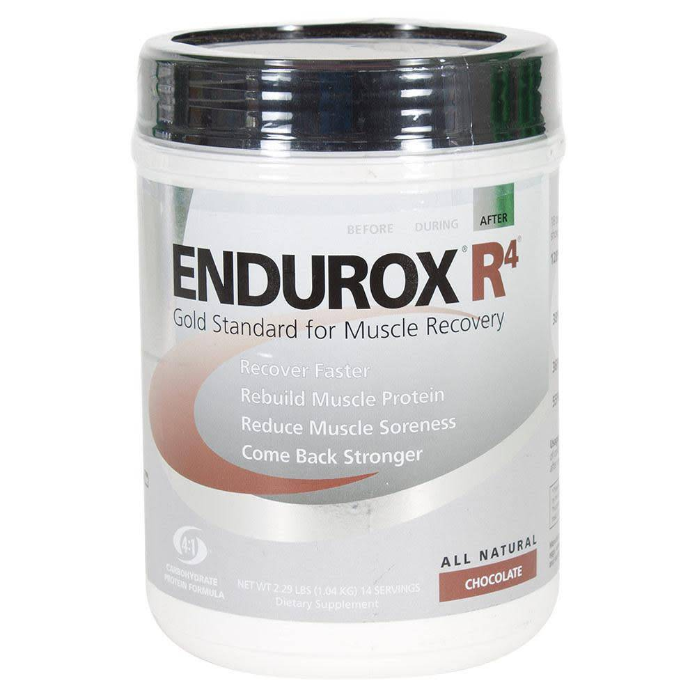 Endurox ENDUROX R4 CHOCOLATE-14 SERVING