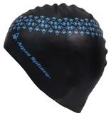 AquaSphere Aqua Sphere Maddox Cap - Black w/turquoise