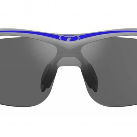 Tifosi Slip Sunglasses Race Blue Smoke / AC Red / Clear