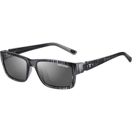 Tifosi Hagen, Silver Streak Single Lens Sunglasses