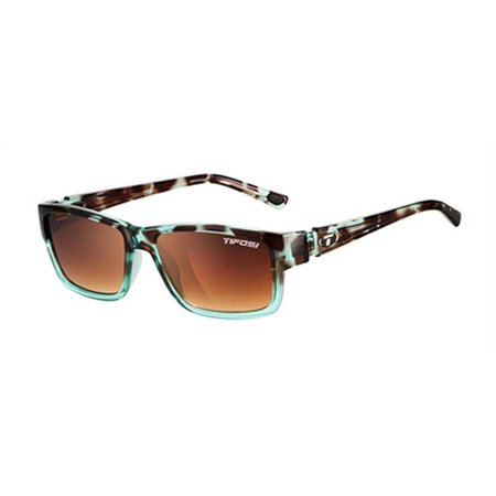 Tifosi Hagen, Blue Tortoise Polarized Sunglasses