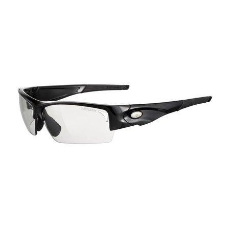 Tifosi Lore, Gloss Black Fototec Sunglasses