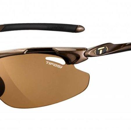 Tifosi Tyrant 2.0, Mocha Polarized Fototec Sunglasses