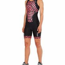 2XU Women's Perform Trisuit, Front Zip