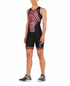 Women's Perform Trisuit, Front Zip