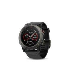 fenix 5x, Sapphire, Slate Gray, GPS Watch, US