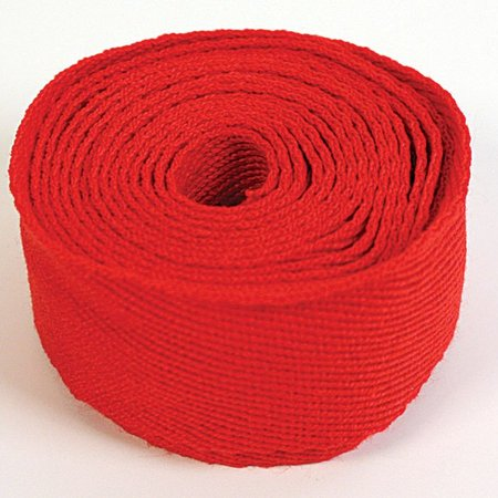 Serfas SERFAS BAR TAPE COTTON RED