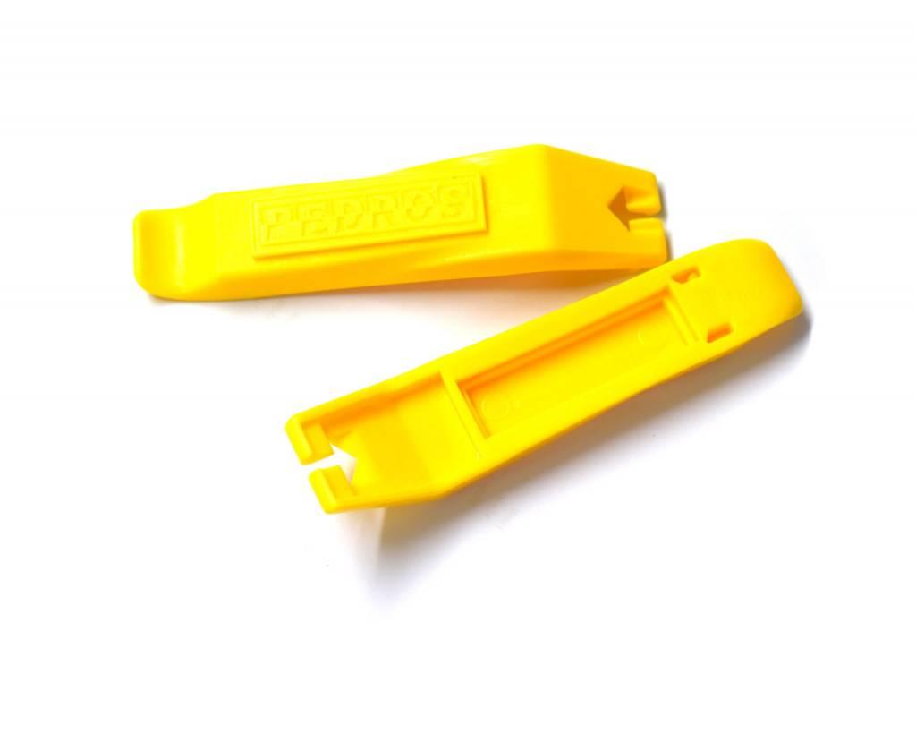 Pedro's Pedro's Tire Levers Yellow Pair