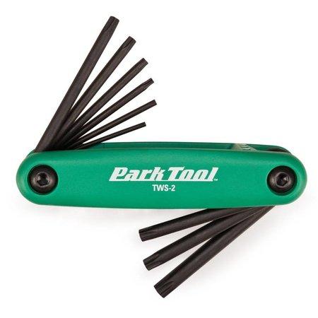 Park Tool TWS-2 Folding Torx Wrench Set