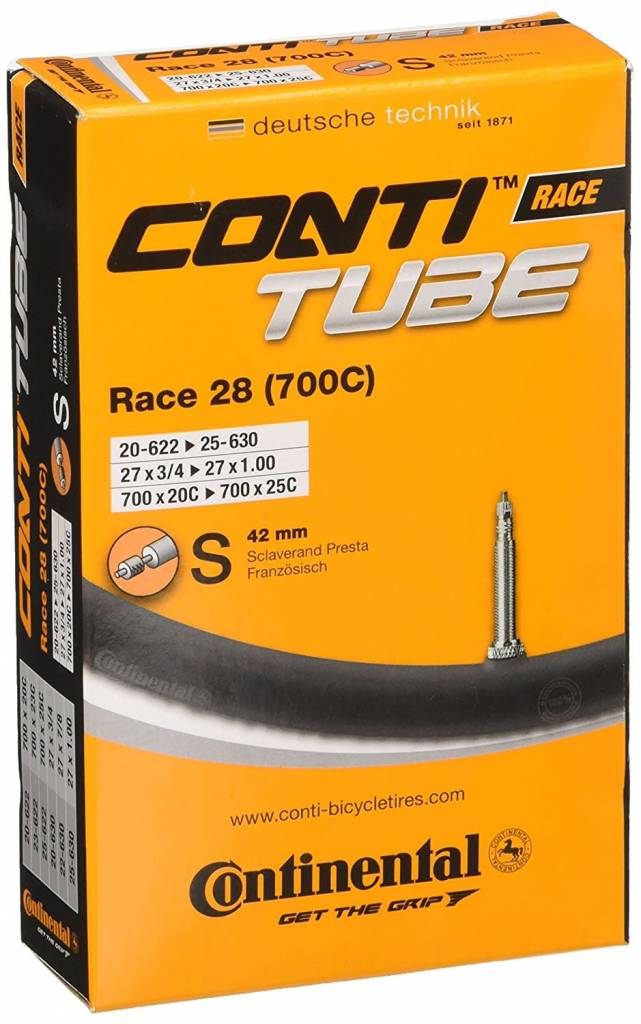 Continental Continental Tube Race 28 700c - Pv 42Mm - 100G (0181781)