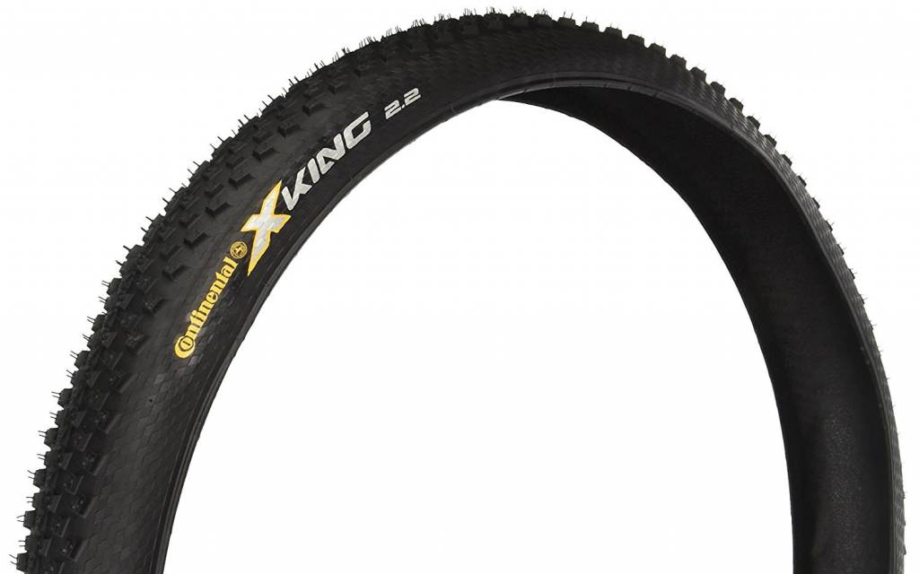 Continental X-King 29 X 2.2 Fold Protection + Black Chili