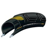 Continental Grand Prix Attack/Force Rear 700 X 24 Black-BW + Black Chili